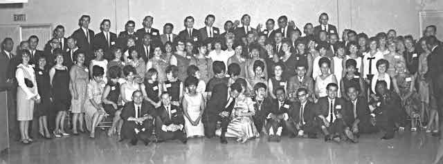Group picture from 1966