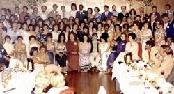 Group picture from 1976