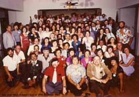 Group picture from 1981